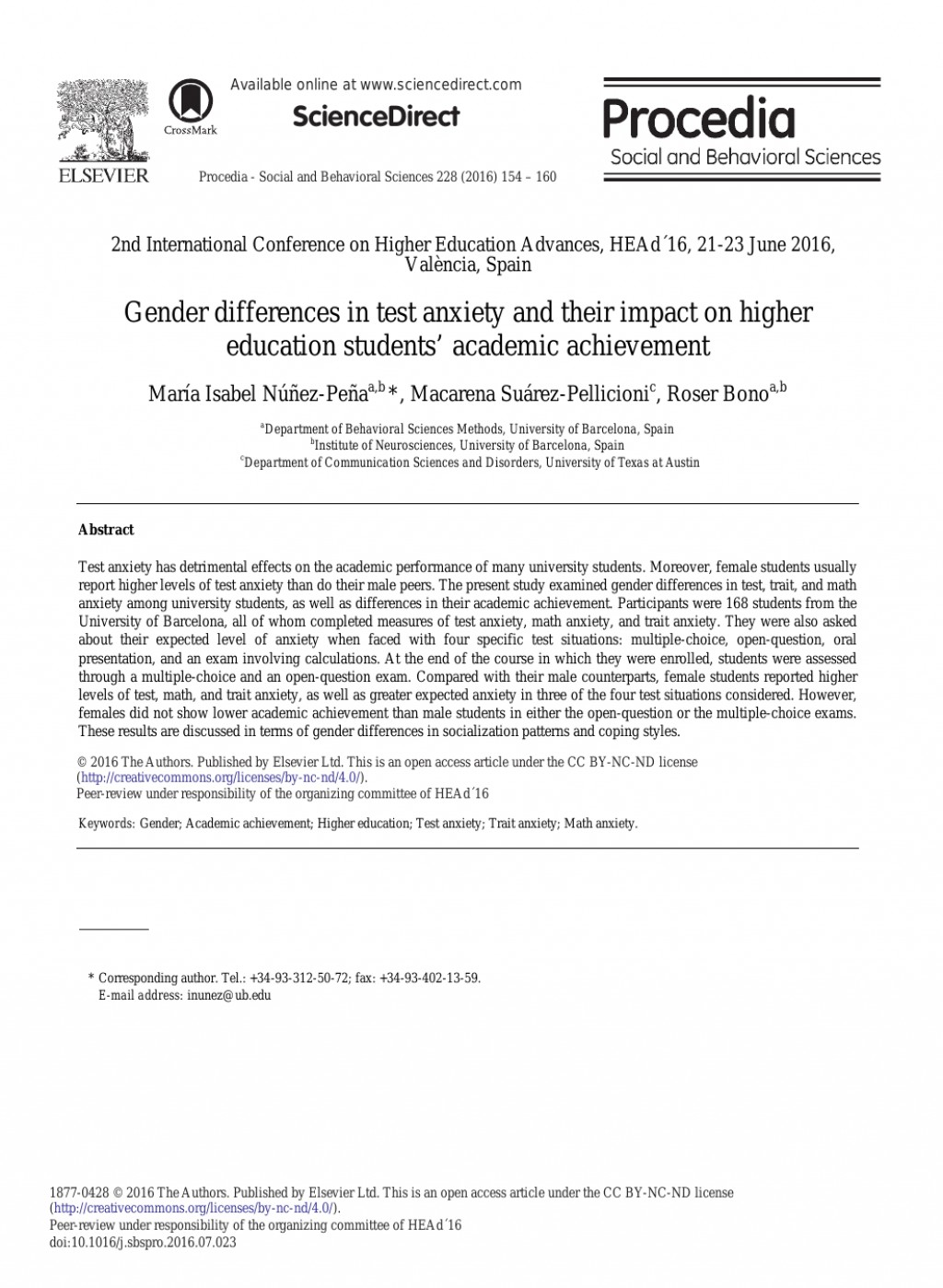 004 Anxiety Research Paper Abstract Amazing Large