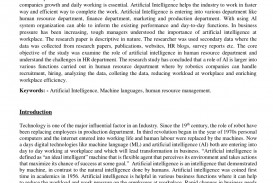 004 Artificial Intelligence Research Paper Awful 2019