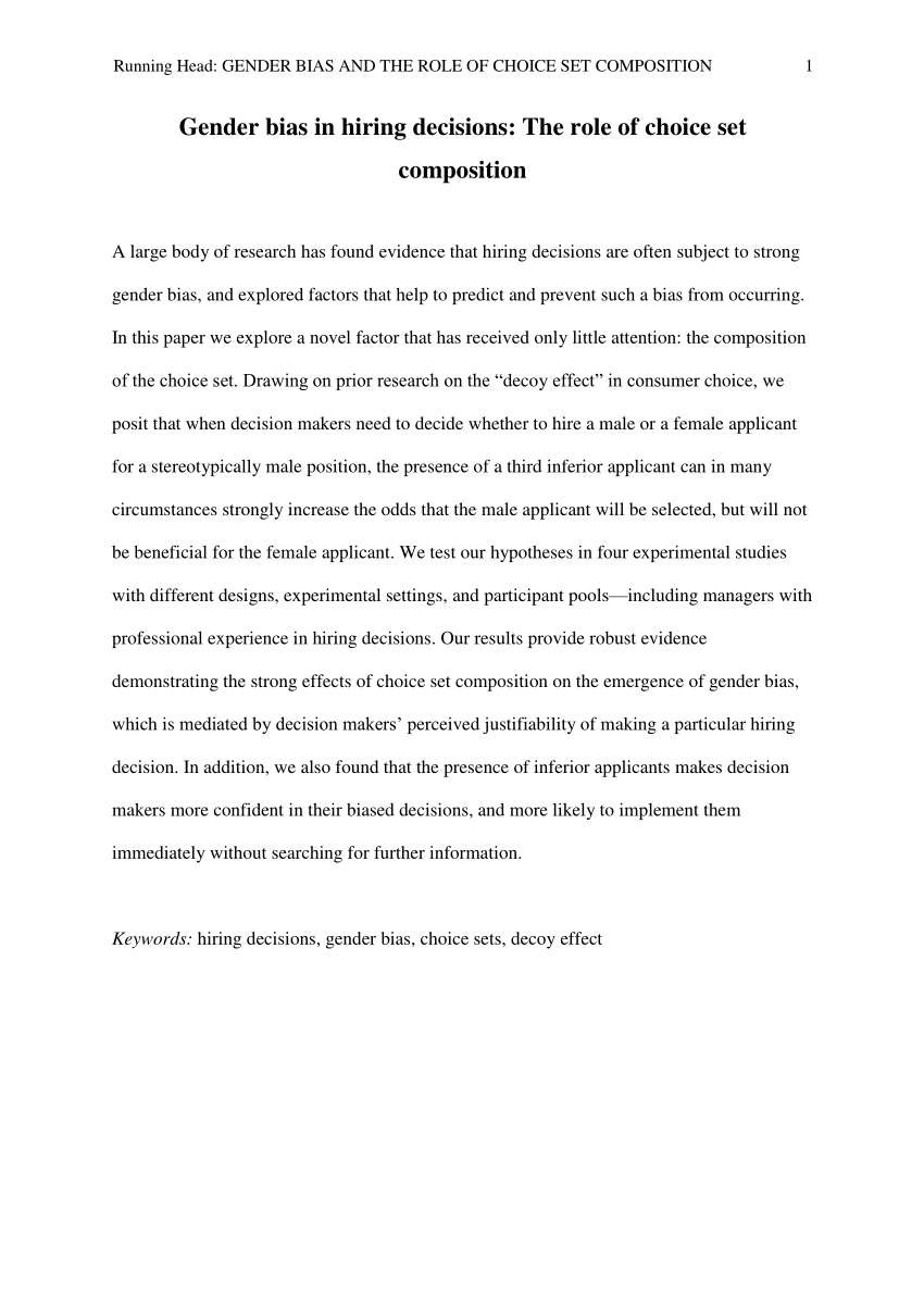 004 Conclusion Outline Research Paper Gender Role Essays Roles In Society Essay Topics Thesis 2388831673 On Fearsome Full