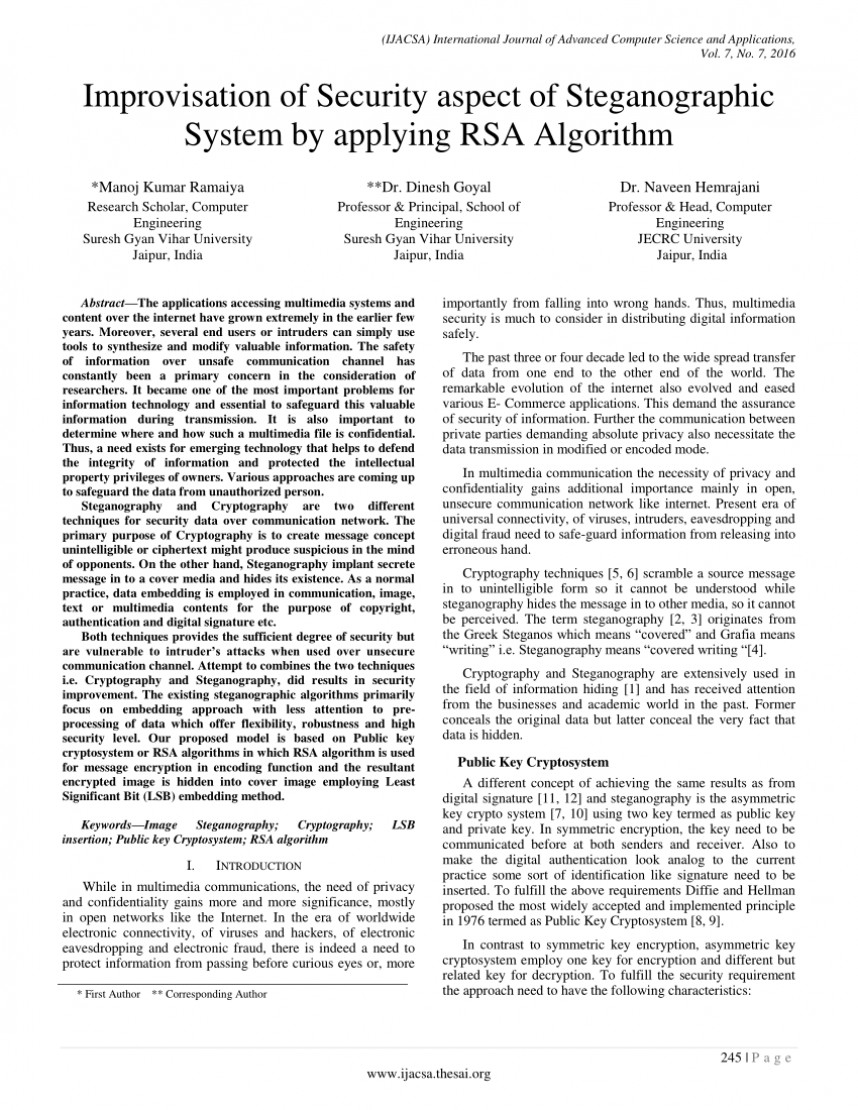 004 Cryptography Research Papers Pdf Free Download Paper Striking