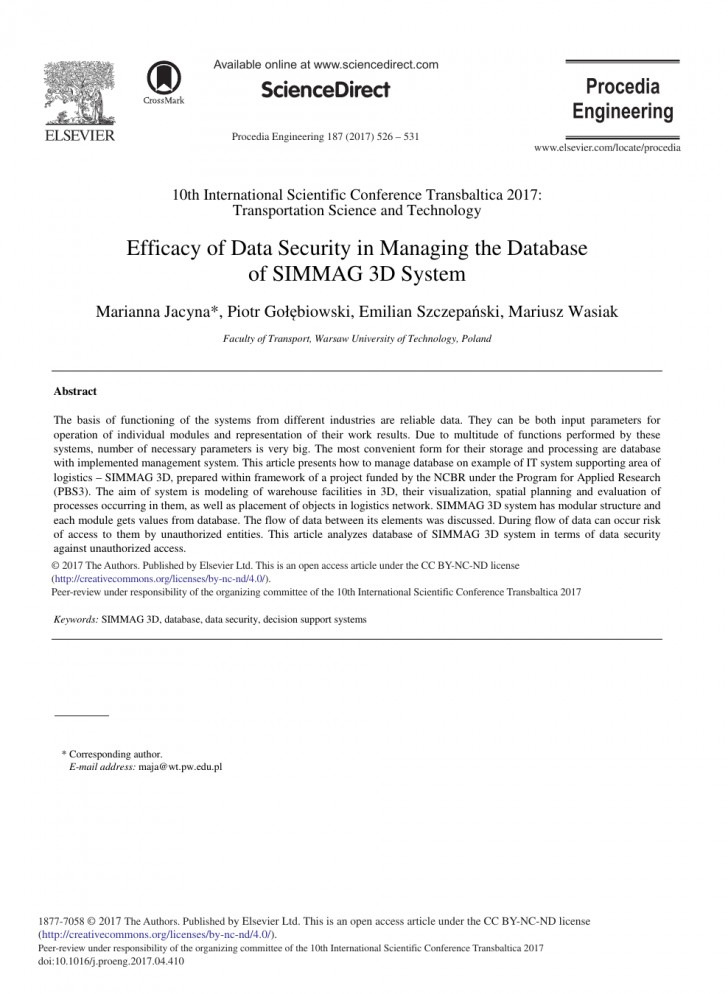004 Database Security Research Paper Fascinating Abstract 728