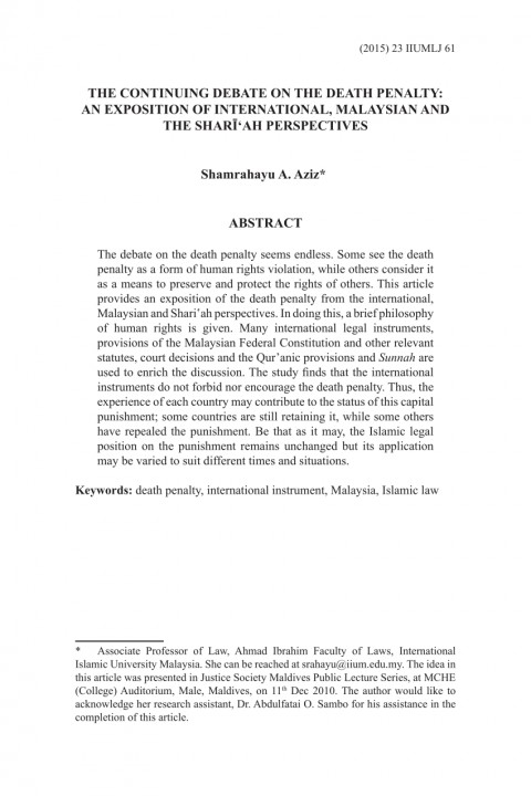 004 Death Penalty Research Paper Abstract Remarkable 480