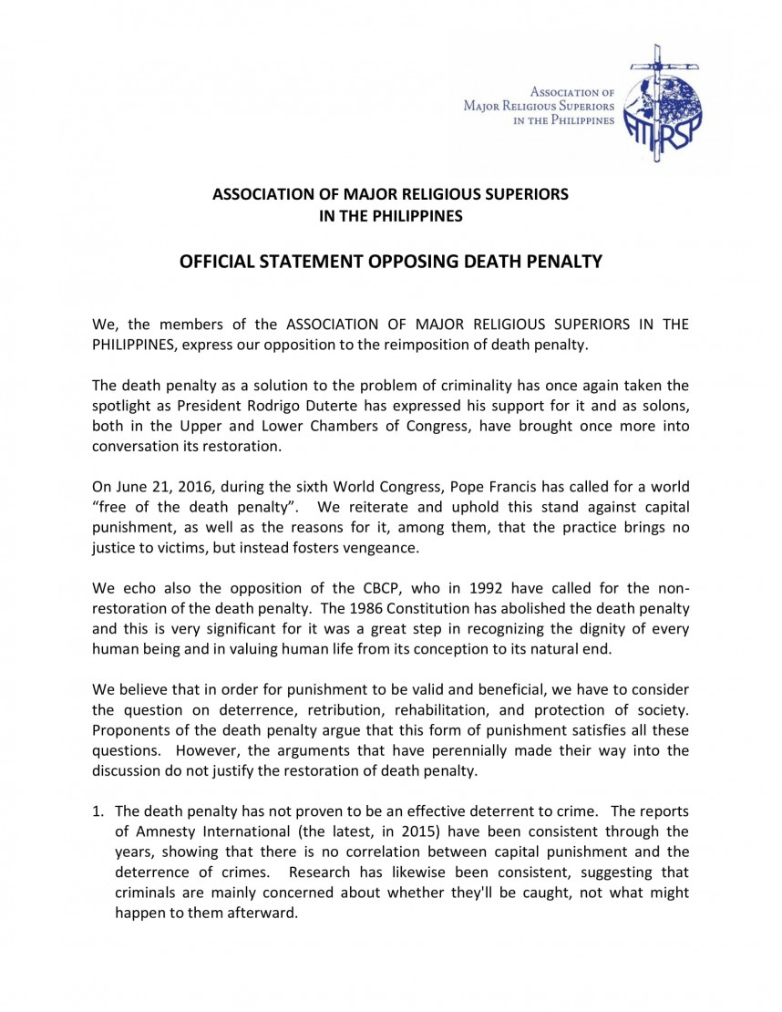 004 Death Penalty Research Paper Introduction Expository Essay On The Awesome