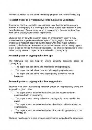 004 Define Academic Research Paper Shocking 360