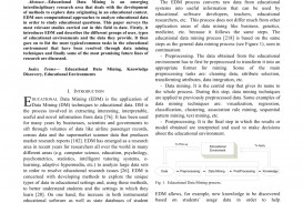 004 Educational Data Mining Researchs Pdf Largepreview Sensational Research Papers