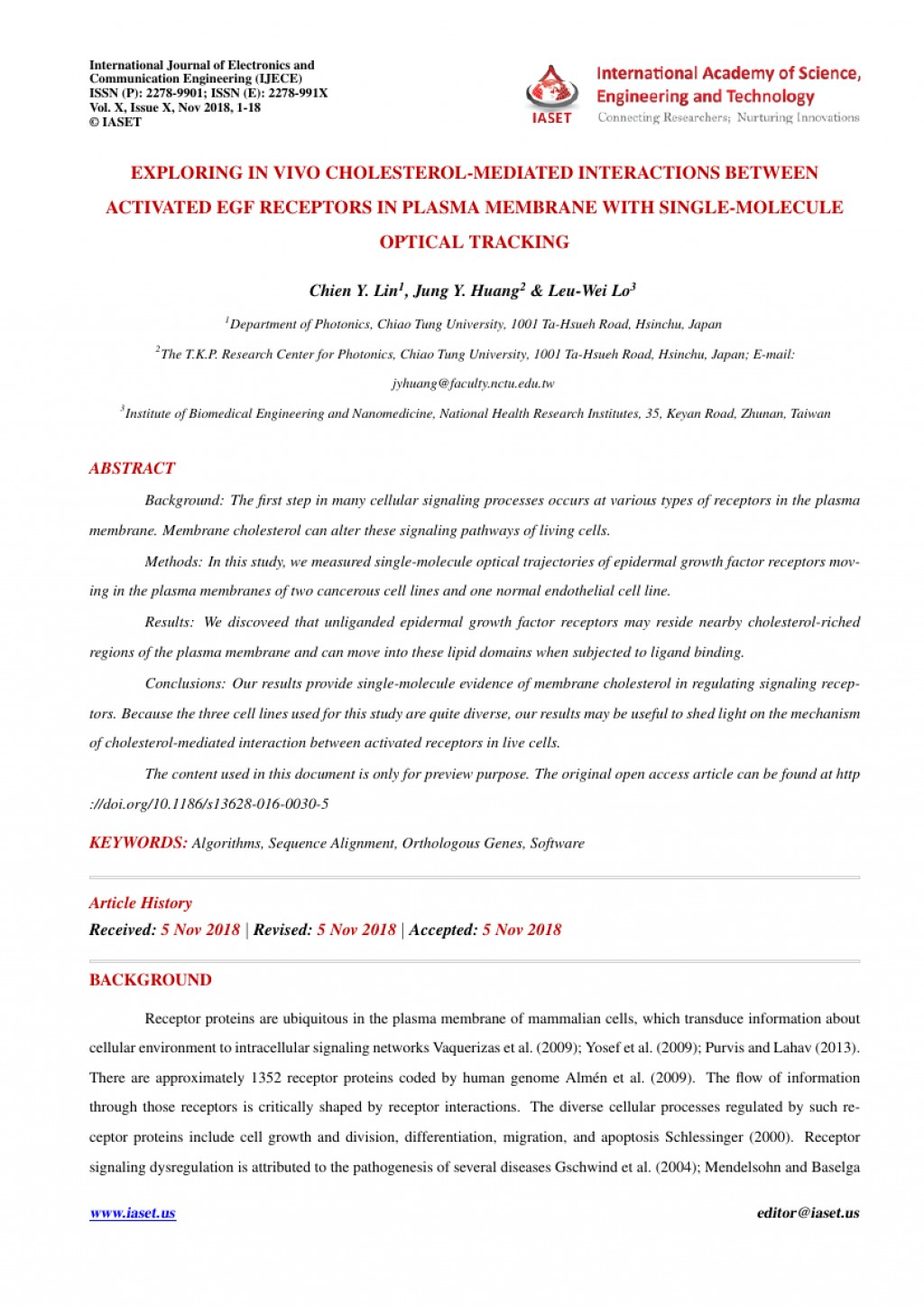 004 How To Get Research Paper Published In International Journal Article Frightening Large