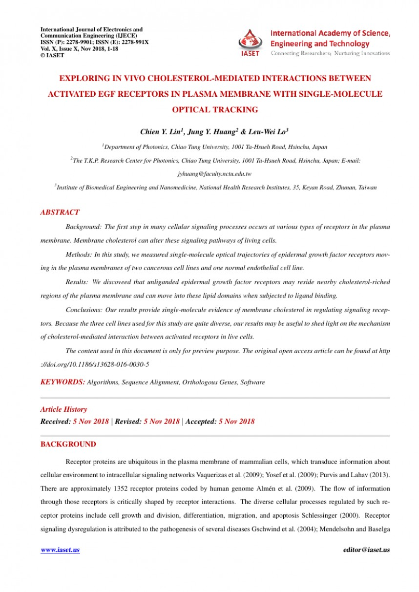 004 How To Get Research Paper Published In International Journal Article Frightening