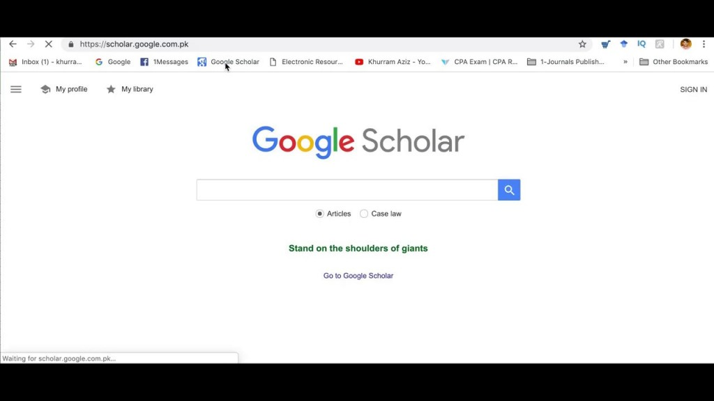004 How To Publish Research Paper On Google Scholar Dreaded Large
