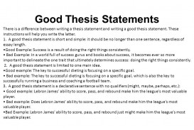 004 How To Write Thesis Statement Step By Goodthesisstatements Research Archaicawful A Pdf