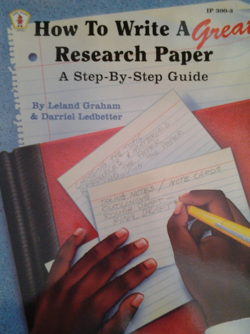 004 Img 20171008 144602 How To Write Great Research Paper Best A Book Good On