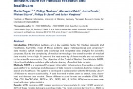 004 Medical Research Article Database Paper Outstanding