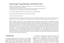 004 Nursing Research Articles On Diabetes Pdf Largepreview Amazing