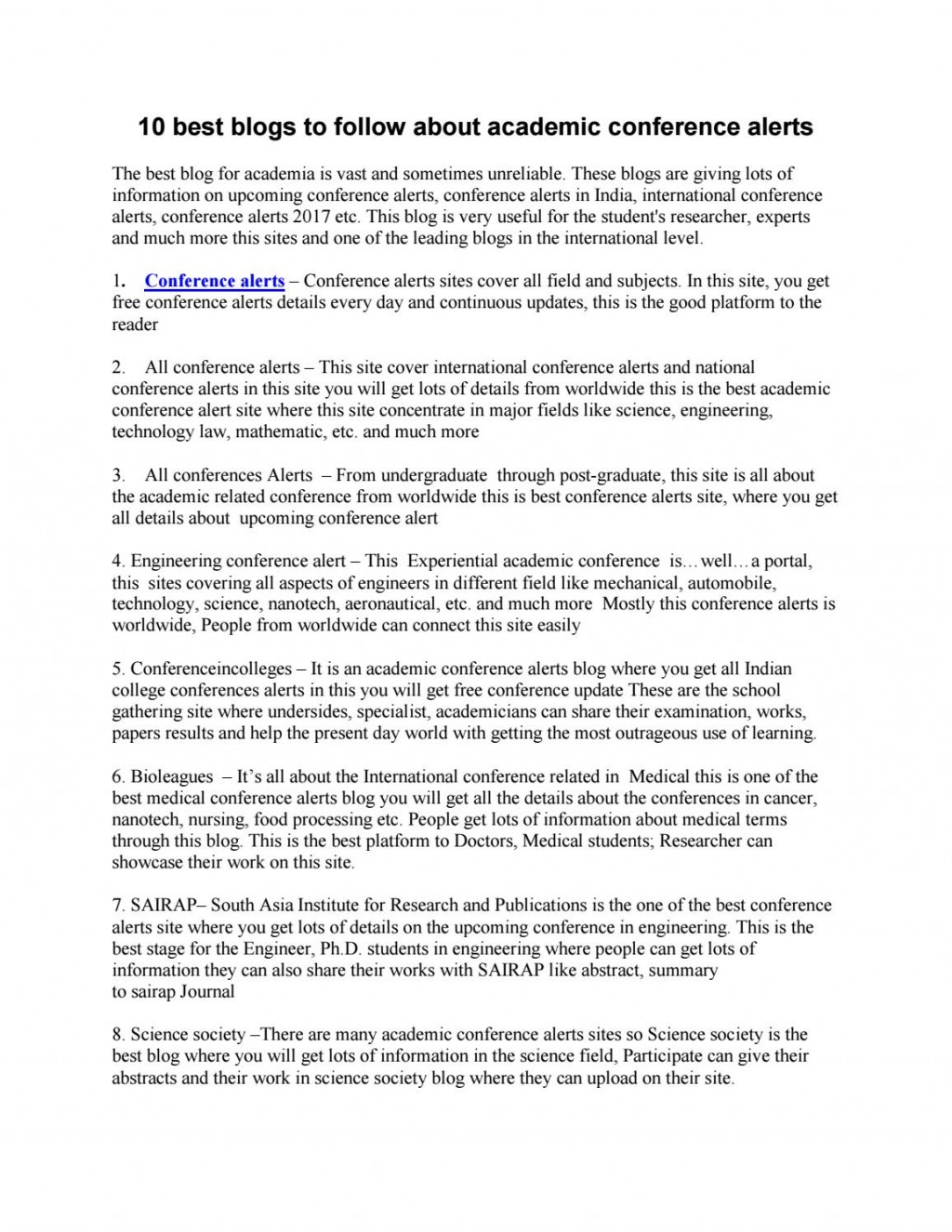 004 Page 1 Best Websites For Medical Researchs Surprising Research Papers Large