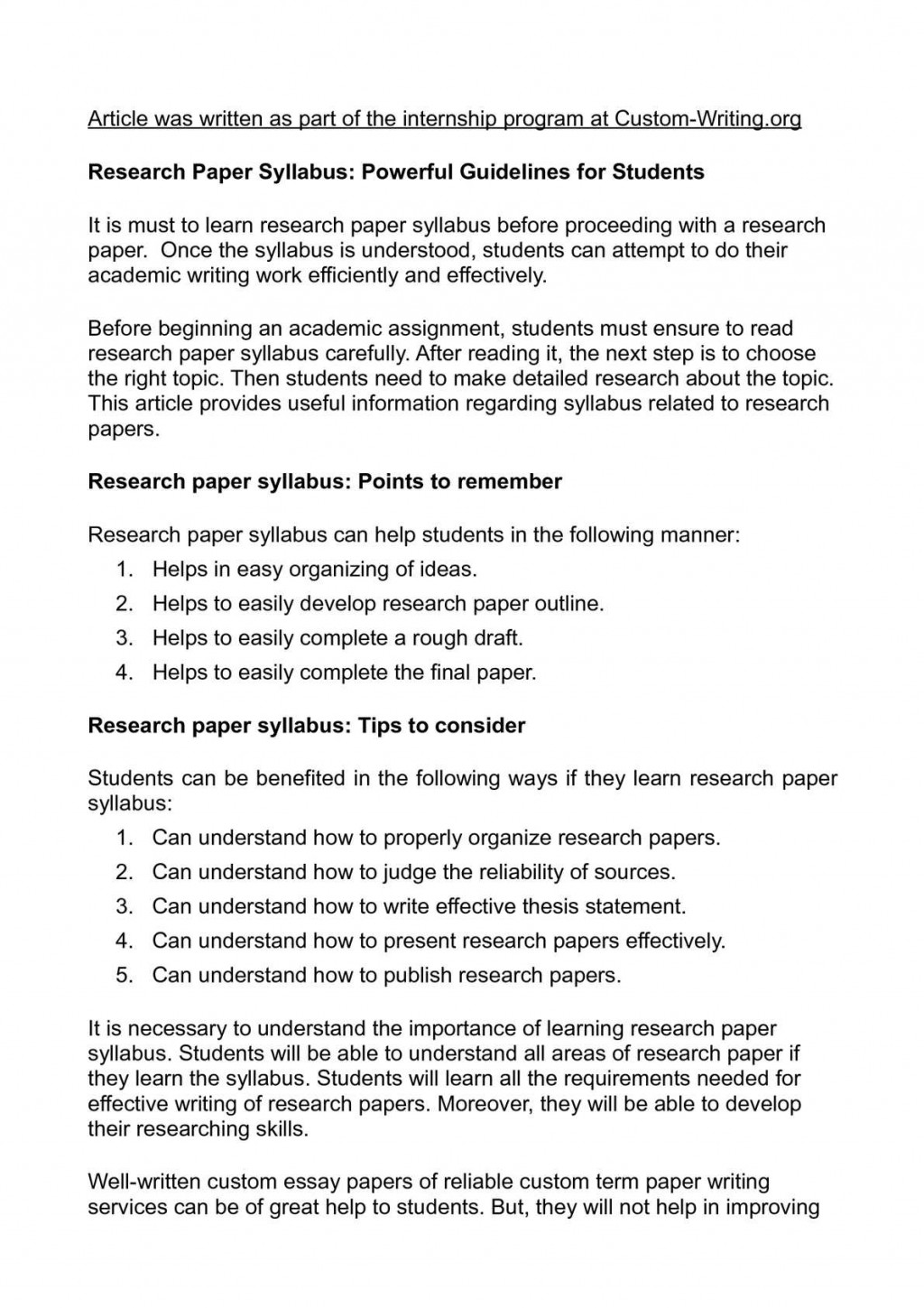 004 Provides Students With Custom Written Papers Research Paper Phenomenal Term Large