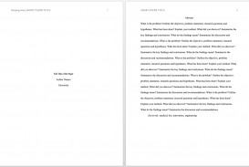 004 Research Paper Apa 6th Edition Headings Format Exceptional