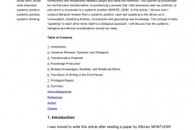004 Research Paper Are Papers Written In First Person Impressive Proposals