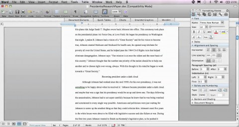 004 Research Paper Chicago Style In Text Citation Sample Wondrous 480