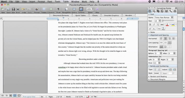 004 Research Paper Chicago Style In Text Citation Sample Wondrous 728