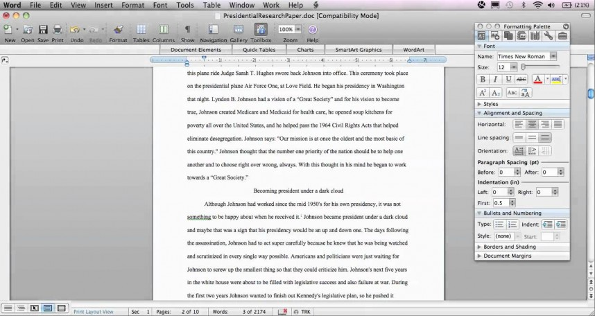004 Research Paper Chicago Style In Text Citation Sample Wondrous 868