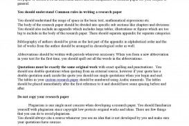 004 Research Paper Chronological Order Of Awesome A