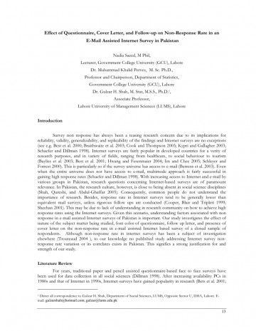004 Research Paper Cover Letter For Questionnaire ~ Museumlegs