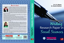 004 Research Paper Handbook On Writing In Social Sciences Stunning A