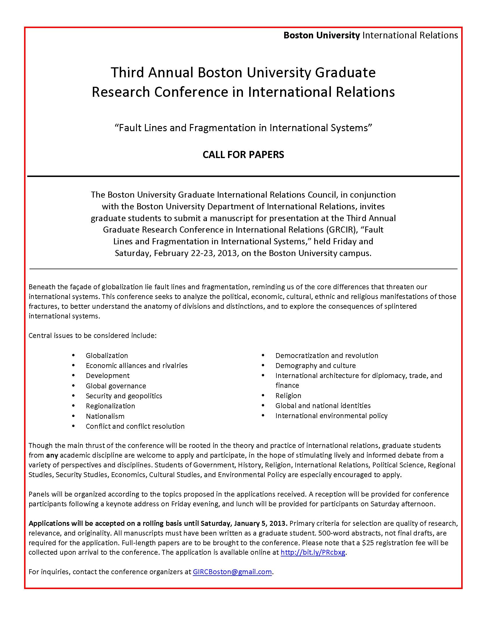 004 Research Paper How To Write For International Conference Rare A Full