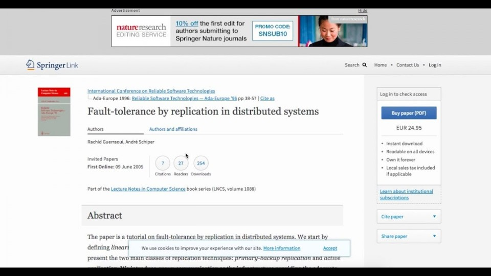 004 Research Paper Maxresdefault Best Site To Download Papers Unbelievable Free How From Springer 960