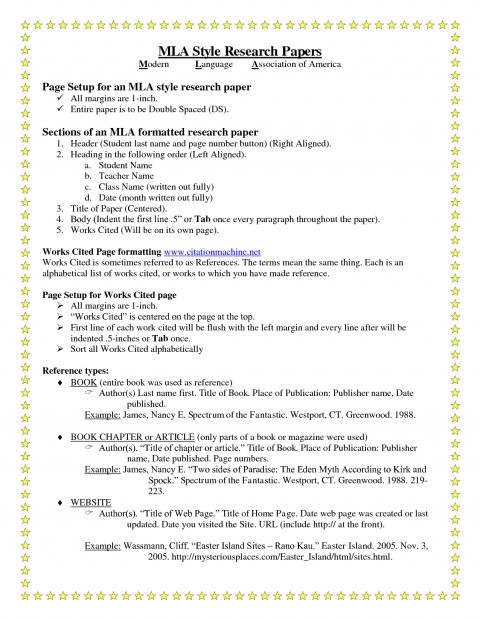 004 Research Paper Order Of Mla Headings Beautiful A Example Proposal In Format Examples Sample 480