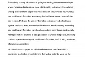 004 Research Paper P1 Papers On Archaicawful Nursing Topics In Education Field