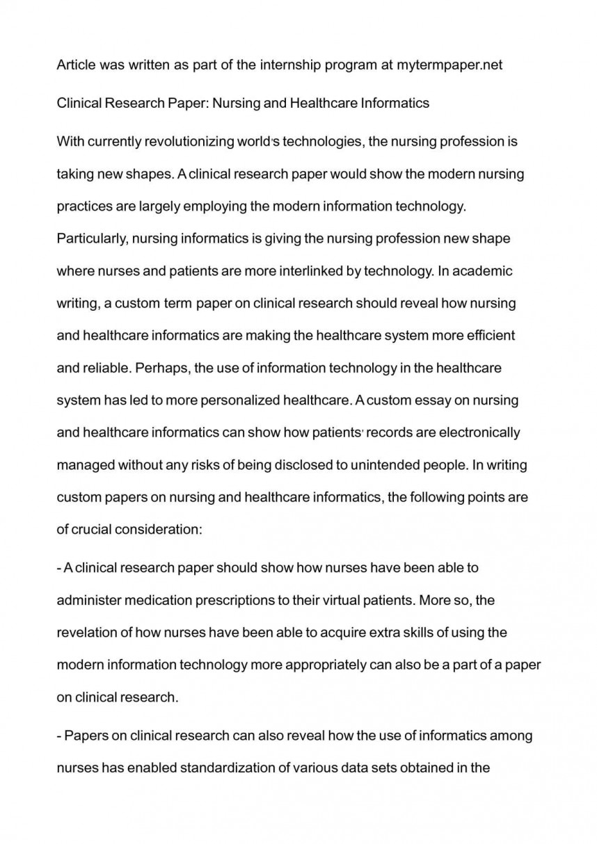 004 Research Paper P1 Papers On Archaicawful Nursing Essay Career Studies Homes