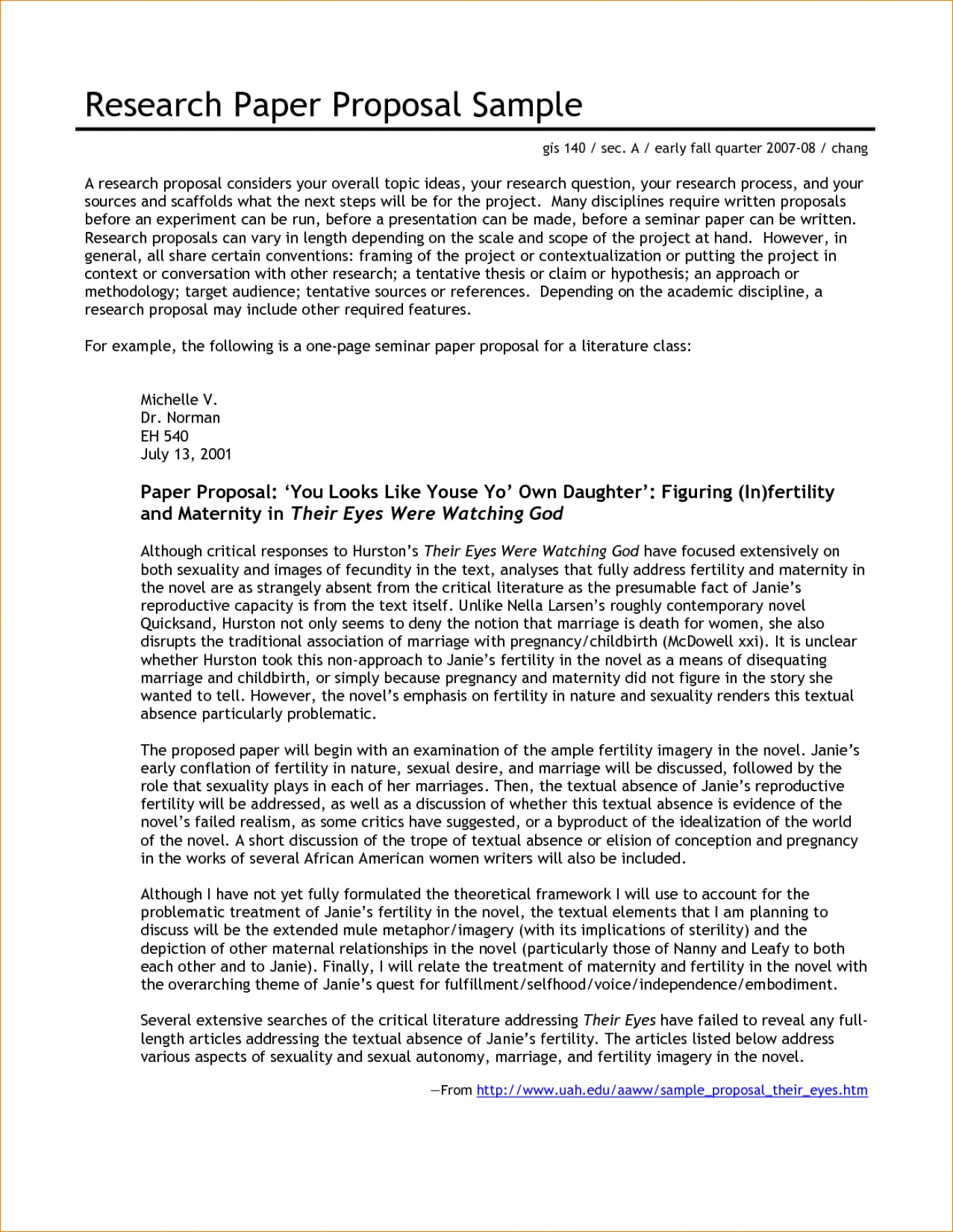 004 Research Paper Proposal Template For Beautiful A Example Of Writing 1400