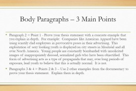 004 Research Paper Slide 4 Point Thesis Statement Stupendous 3 Examples