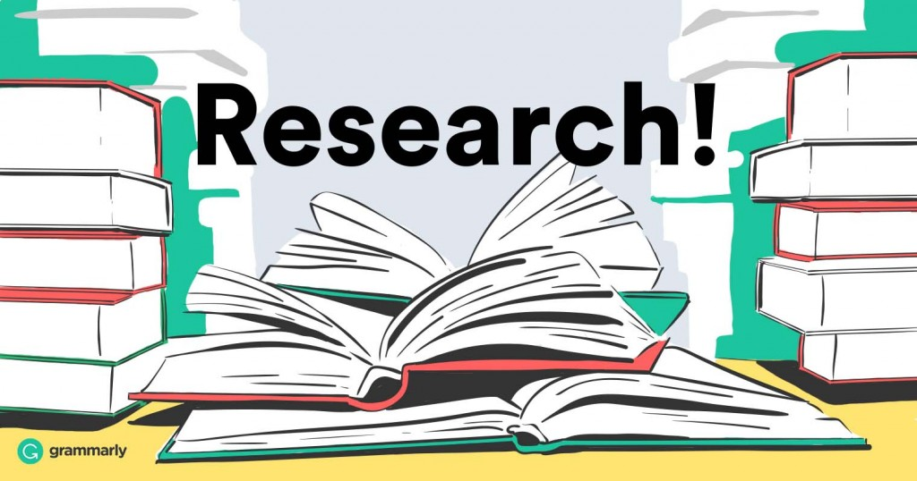 004 Research Paper Steps Frightening Writing 12 Ten For Papers To A 10 Page Large