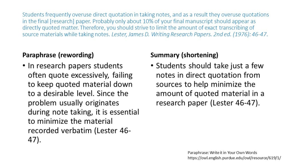 004 Slide3 Orig Note Taking Methods For Researchs Staggering Research Papers Large