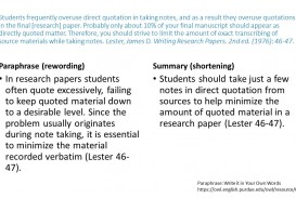 004 Slide3 Orig Note Taking Methods For Researchs Staggering Research Papers