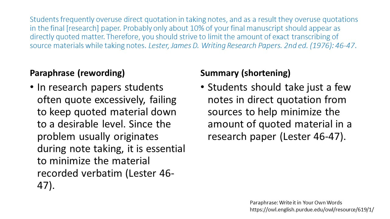 004 Slide3 Orig Note Taking Methods For Researchs Staggering Research Papers Full