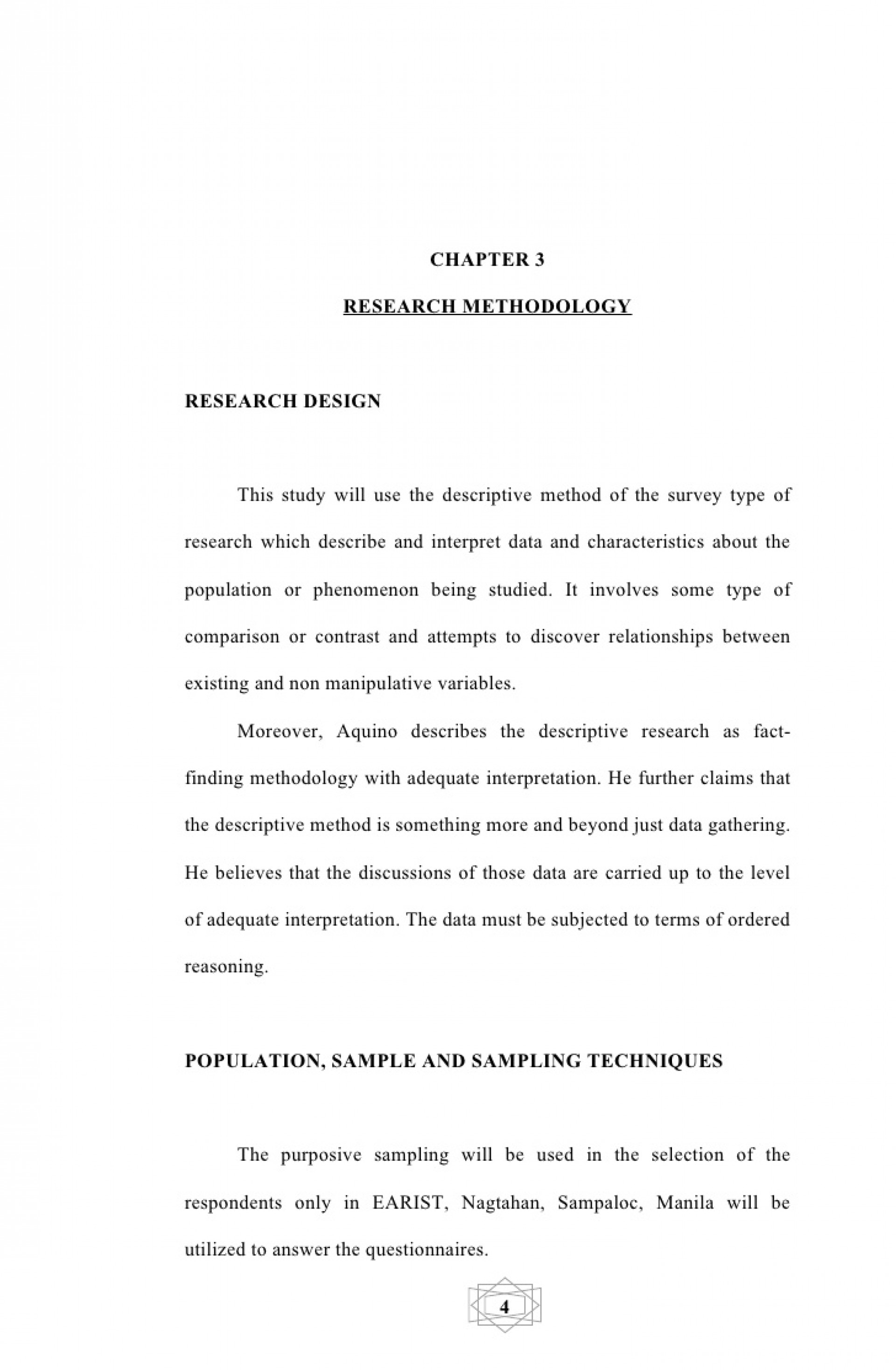 004 Thesis My Documentation Research Paper Experimental Sample Pdf Top Philippines 1920