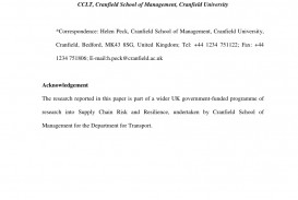 005 Acknowledgement Example For Research Paper Rare Pdf