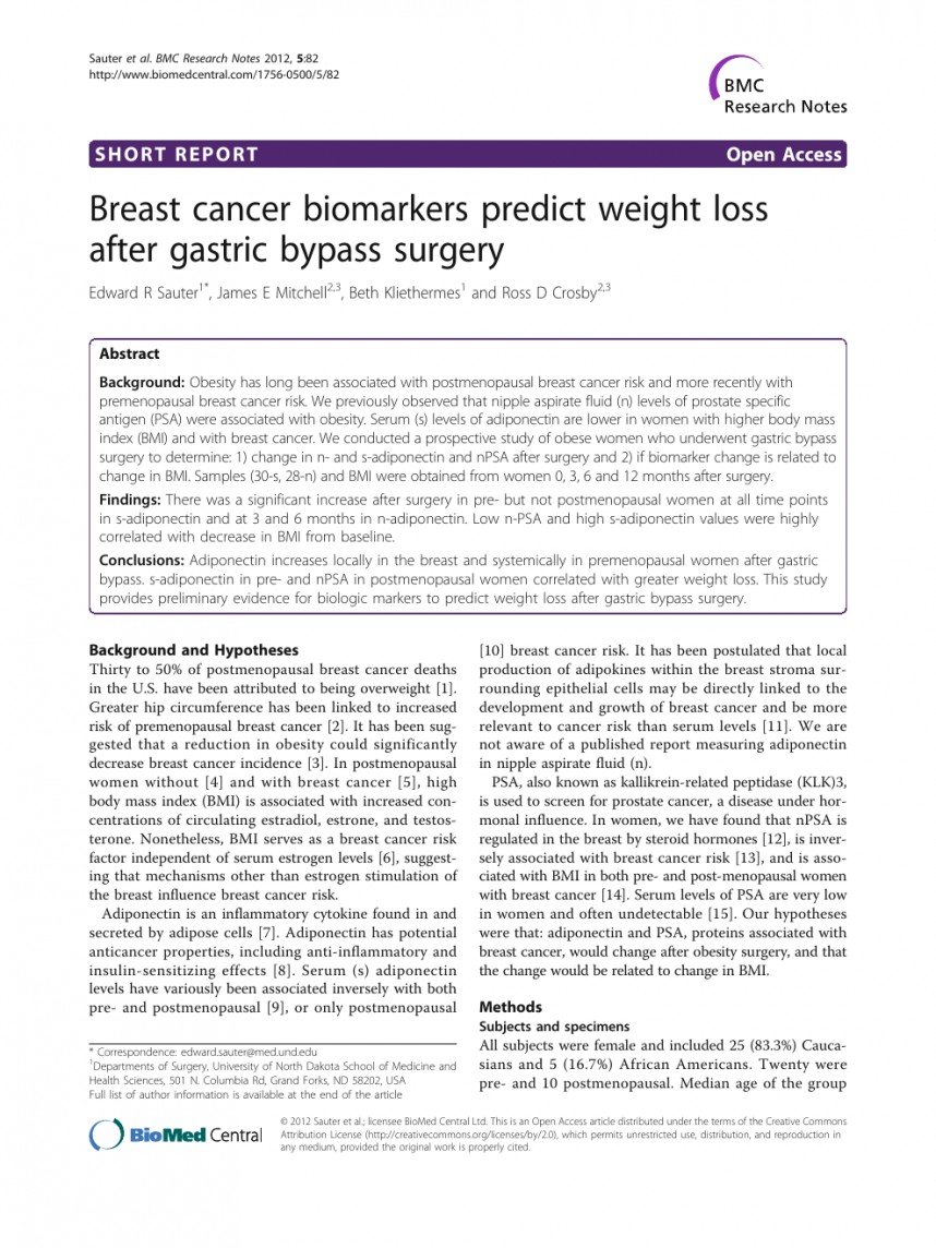005 Breast Cancer Research Paper Topic Ideas Wondrous
