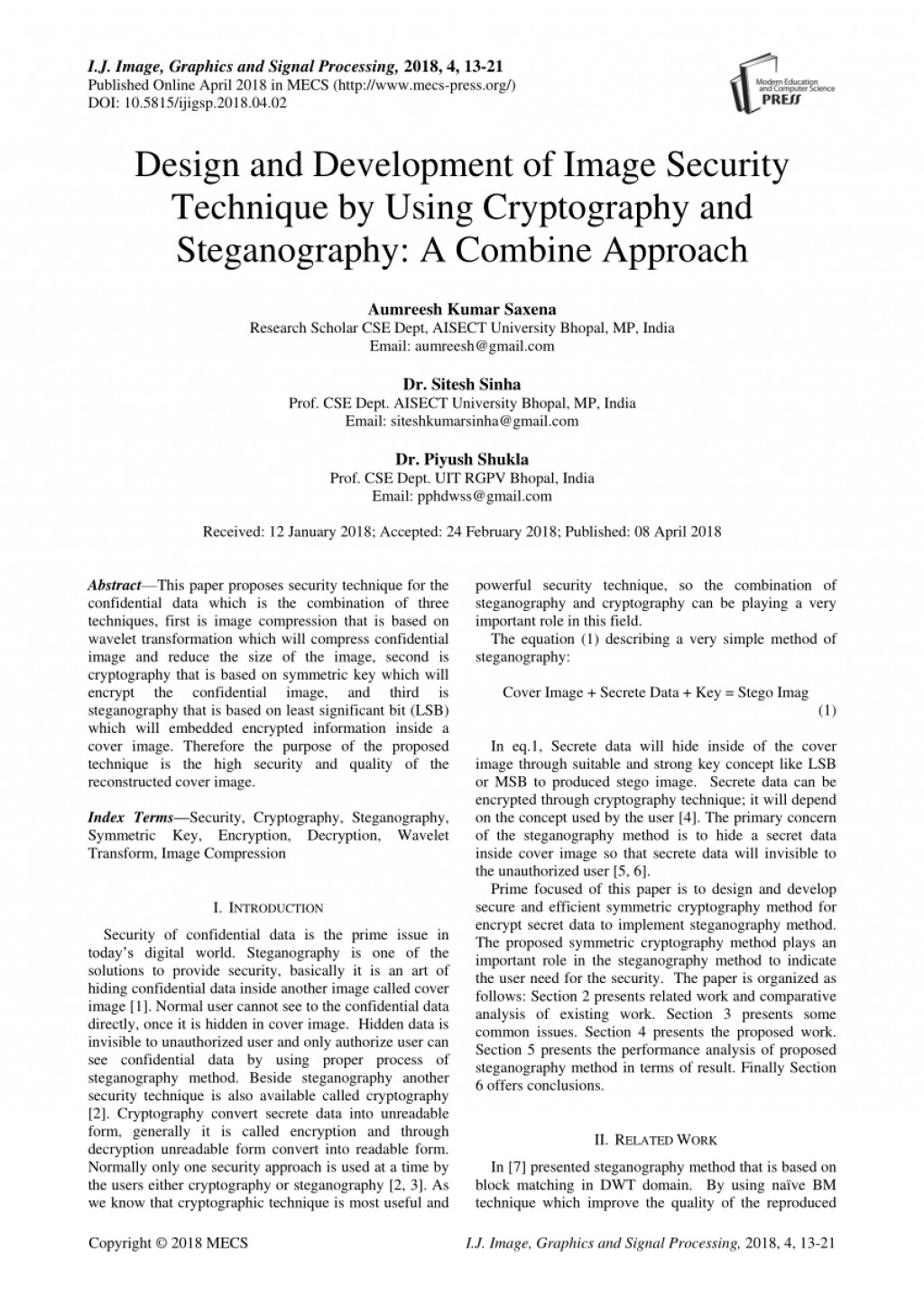 005 Cryptography Researchs Pdf Free Download Largepreview Striking Research Papers Large