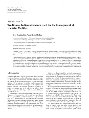 005 Diabetes Mellitus Researchs Pdf Magnificent Research Papers 360