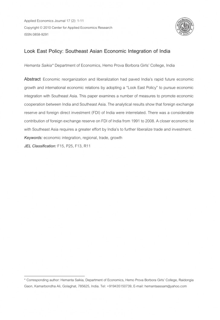 005 Economic Research Papers India Paper Impressive Indian Scholarly Articles On In 728