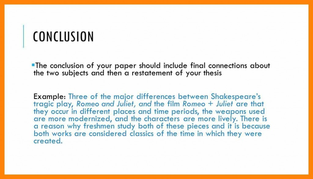 005 Example Of Conclusion Paragraph In An Essay Examples College Research Impressive 5th Grade High School 4th Writing A Large