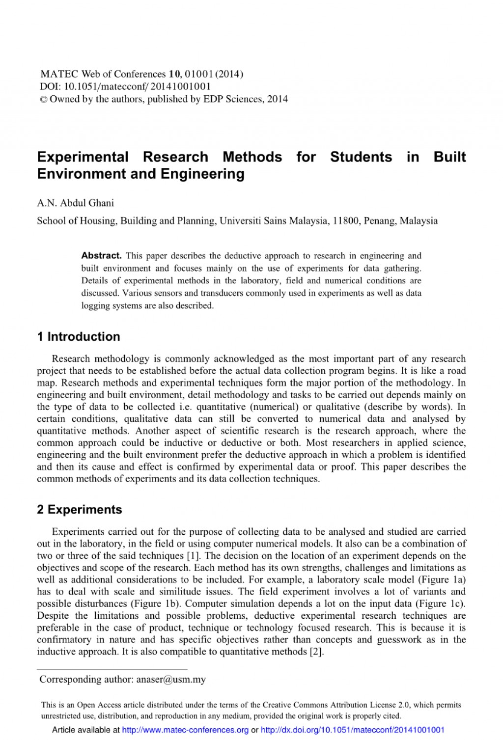 005 Experimental Method In Research Paper Rare Definition Ppt Educational Large
