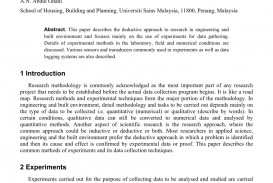 005 Experimental Method In Research Paper Rare Definition Ppt Educational