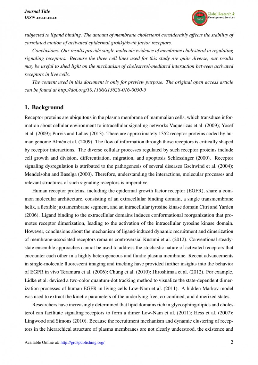 005 How To Write Research Paper For International Conference Article Rare A