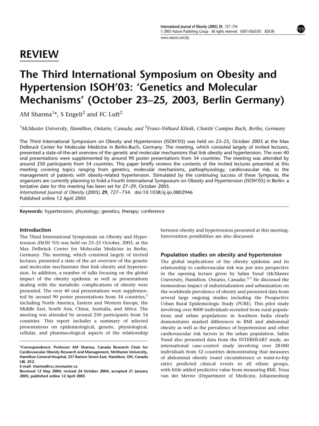 005 Largepreview Obesity And Hypertension Researchs Dreaded Research Papers Large