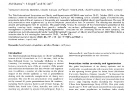 005 Largepreview Obesity And Hypertension Researchs Dreaded Research Papers