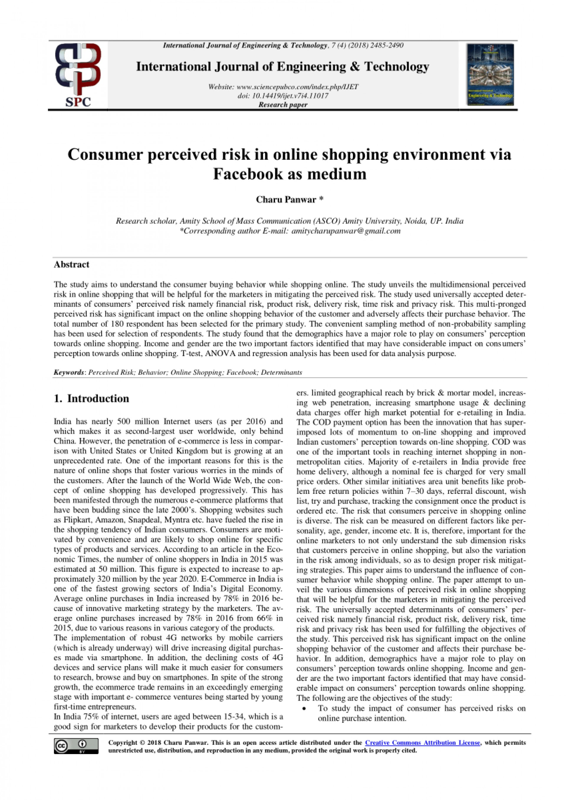 005 Largepreview Online Shopping In India Researchs Striking Research Papers On Grocery 1920